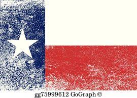 Texas State Flag Clip Art.
