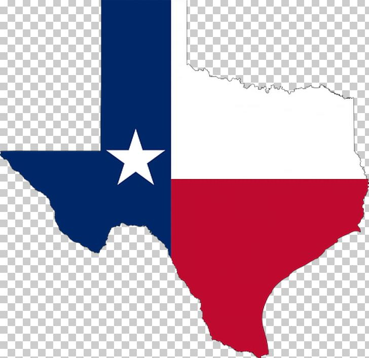 Texas State University U.S. State Flag Of Texas Decal PNG.