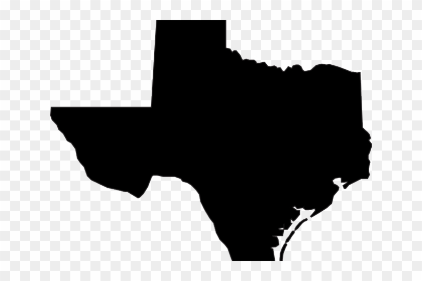 Texas Clipart Texas Outline.