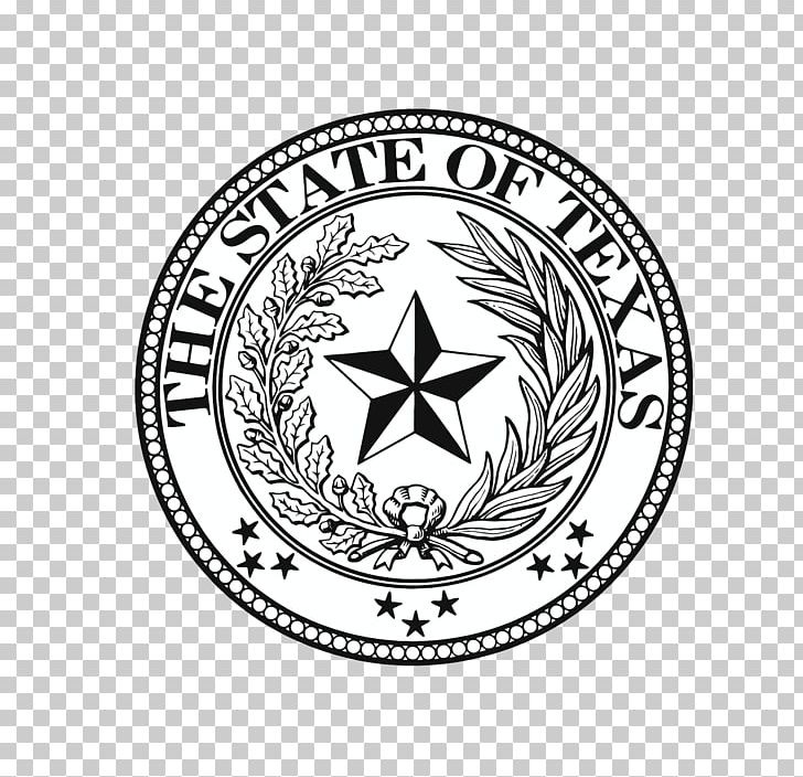 Seal Of Texas Republic Of Texas U.S. State PNG, Clipart.