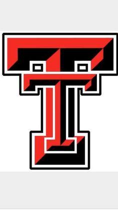 Texas Tech Logo Clipart.