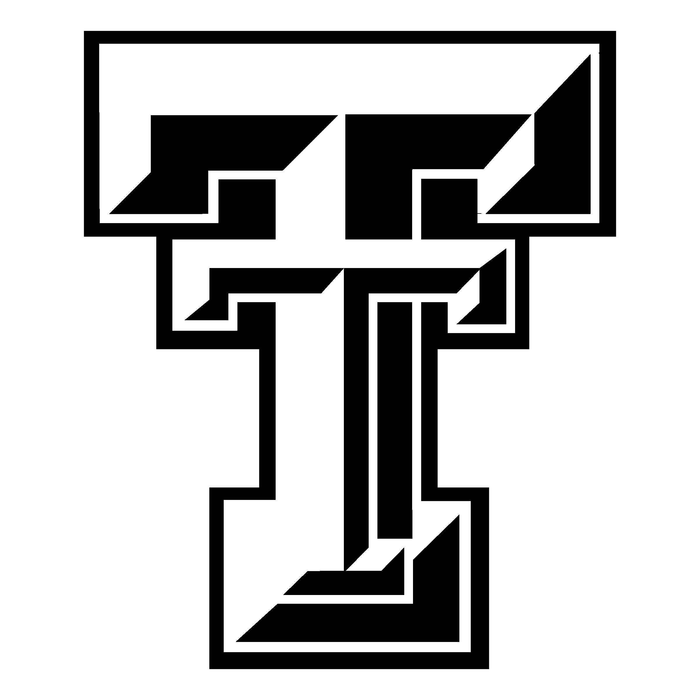 Texas Tech Red Raiders Logo PNG Transparent & SVG Vector.