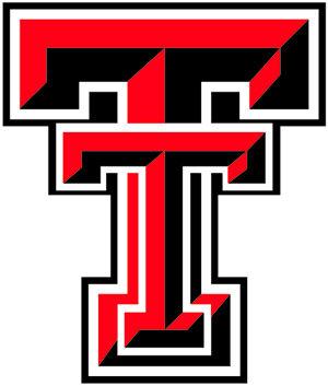 Texas Tech Clipart.