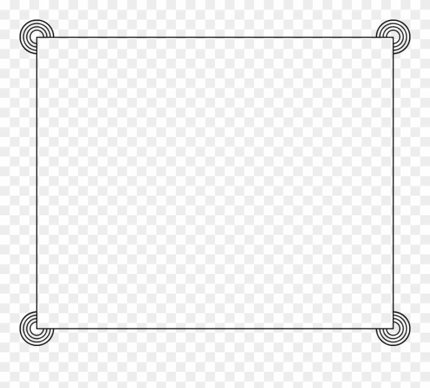 Text Box Border Clip Art Download.