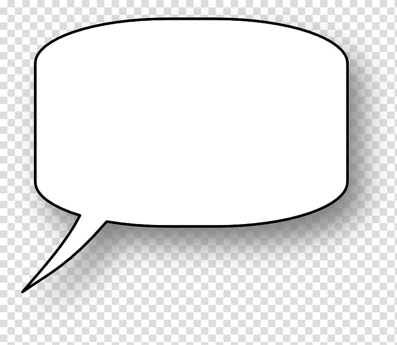 White dialog box illustration, Speech balloon Scalable.