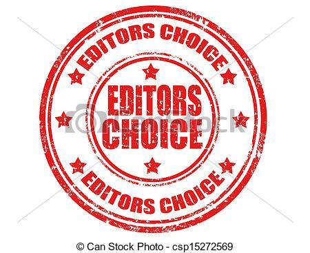 Clip Art Vector of Editors choice.