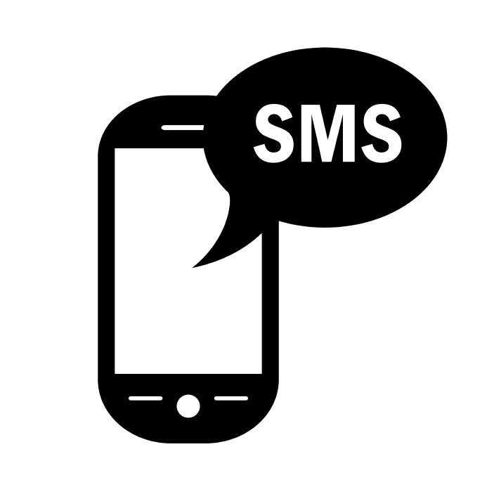 Email and Text Message Clip Art.