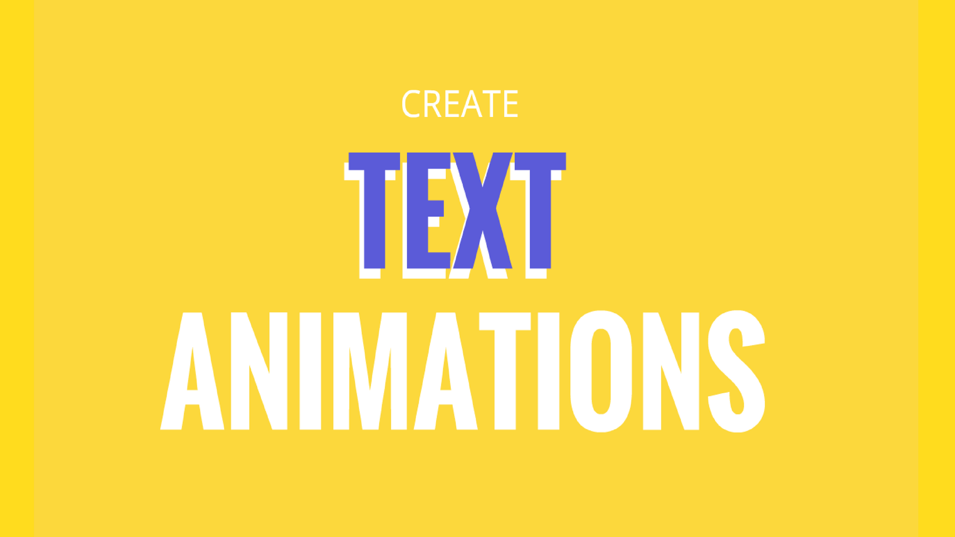 Text Animation Maker.