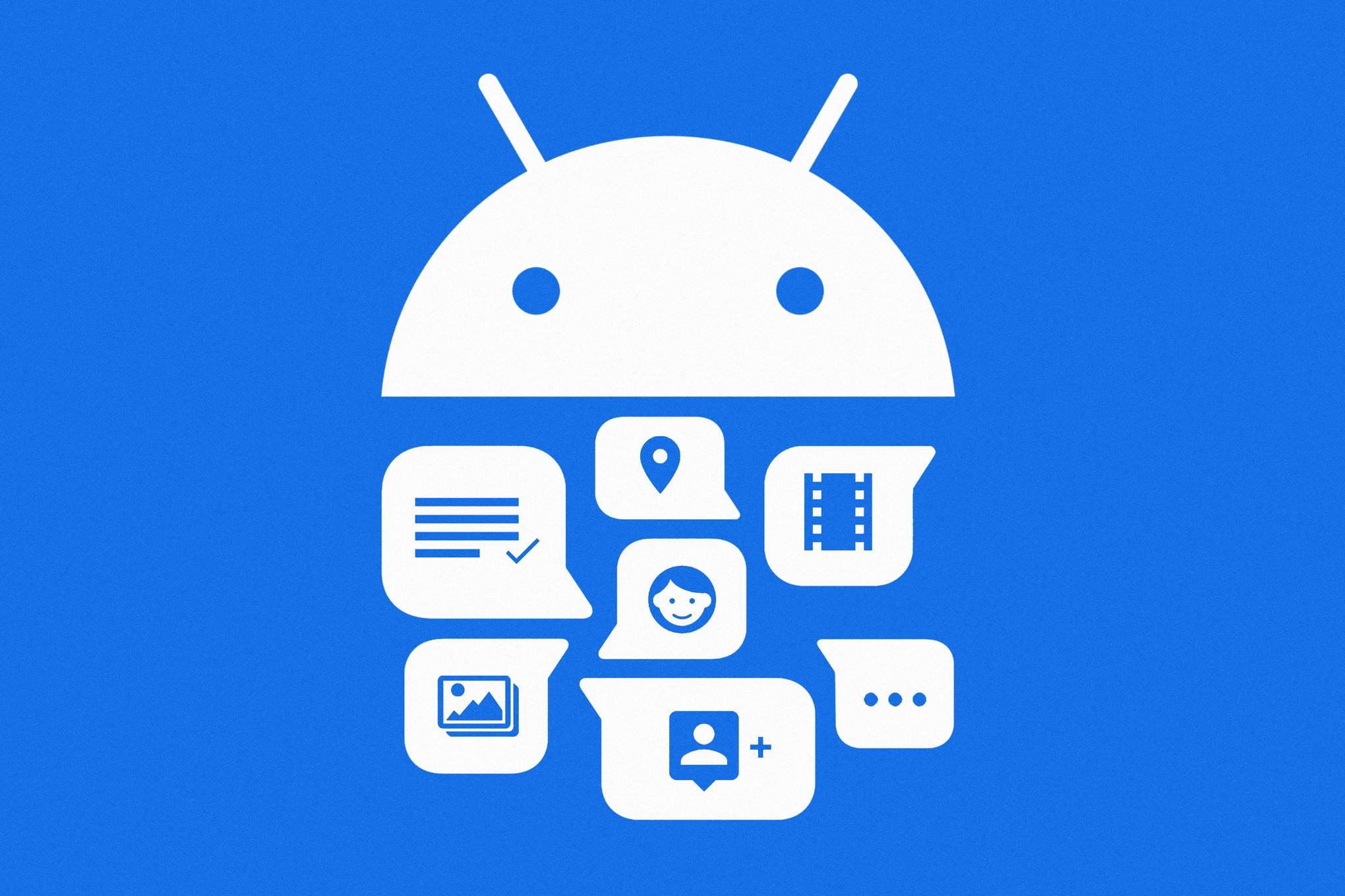 Here\'s how to turn on RCS messaging on your Android phone.