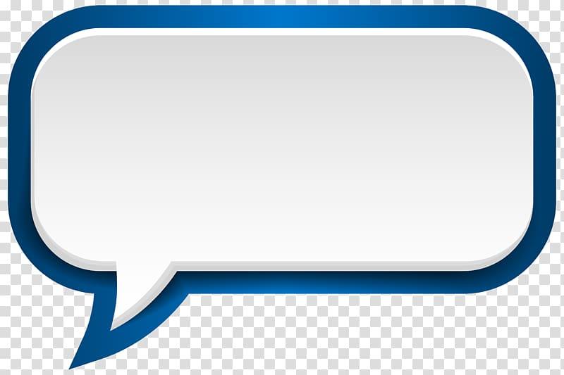 White message cloud illustration, Speech balloon Text.