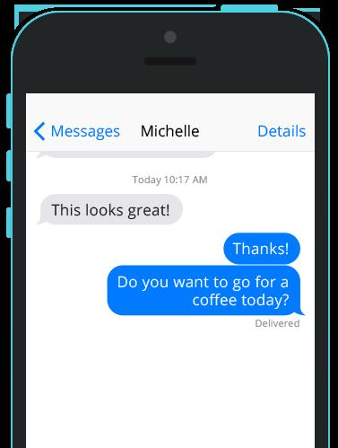 Fake iMessage Chat Generator Maker » Fake iPhone.