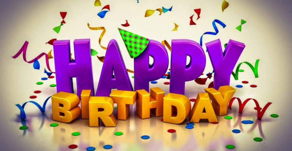 HD] New Happy Birthday Png, Happy Birthday Text Png Zip File.