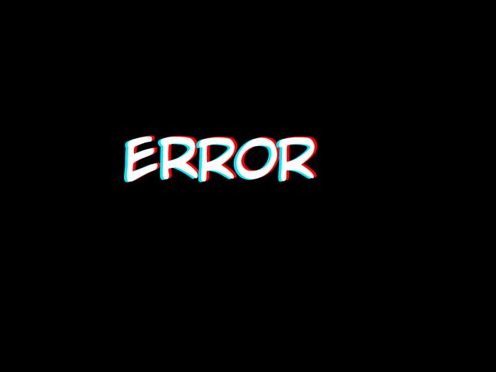 stickers png inscription text 3D error надпись текст.