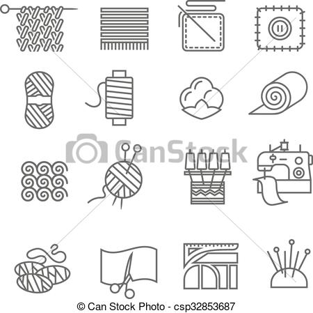 Textile industry Illustrations and Clip Art. 7,366 Textile.