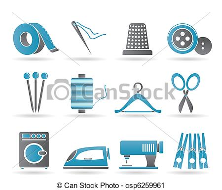 Textile Illustrations and Clip Art. 410,582 Textile royalty free.