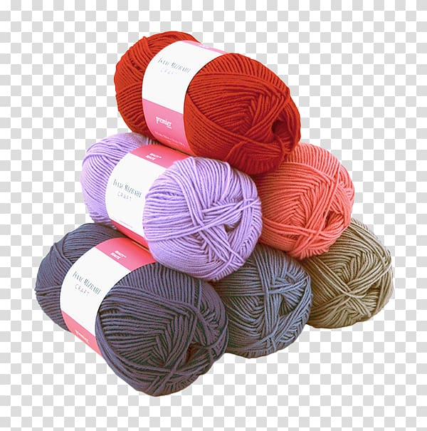 Wool Textile Yarn Material Thread, yarn transparent.