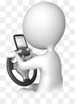 Texting While Driving PNG and Texting While Driving.