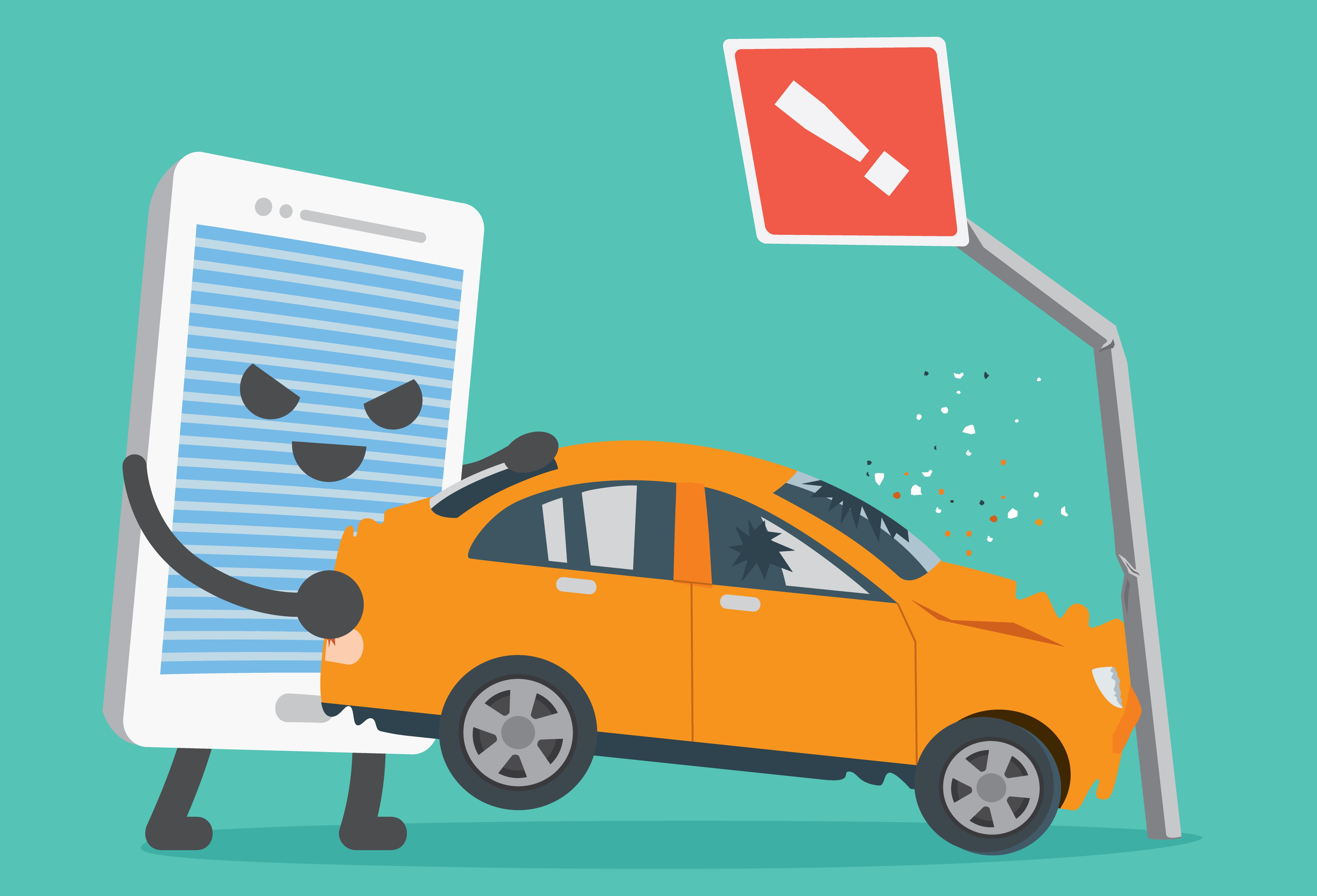 How To Prevent Employee Texting & Driving Crashes: Stamp Out.