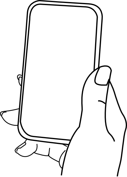 Iphone Texting Clipart Image &, Pictures.