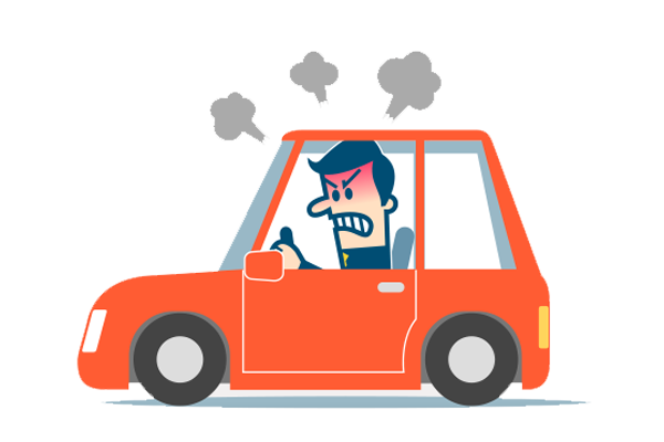 Distracted Driving: Road Rage & Texting While Driving.