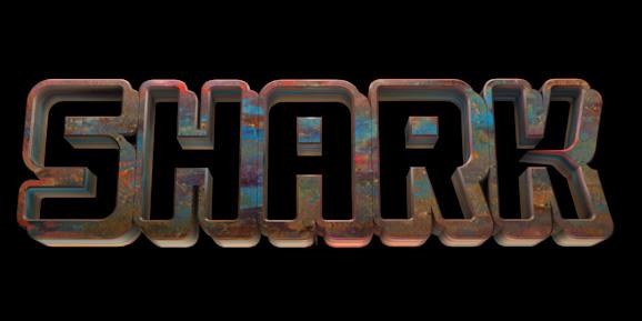 Criar Logotipo e Texto em 3D.