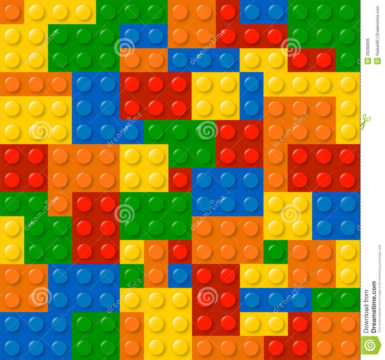 Ejemplo De La Textura De Lego De Los Bloques Huecos #Z0WXlt.