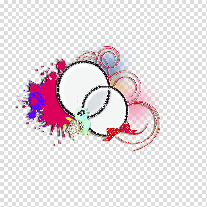 Texturas, pink and white transparent background PNG clipart.