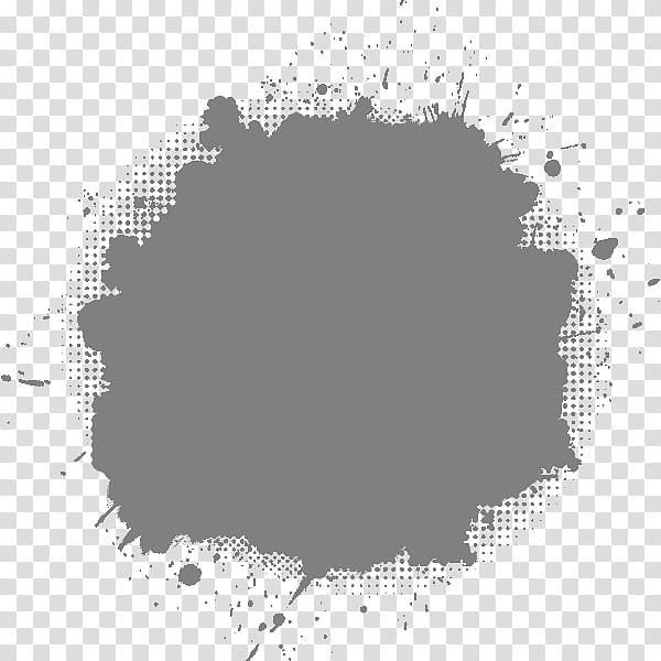 Recursos Texturas Cosas, gray paint splatter illustration.