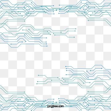 Vector Circuit Chip Texture Background Free Download, Vector.