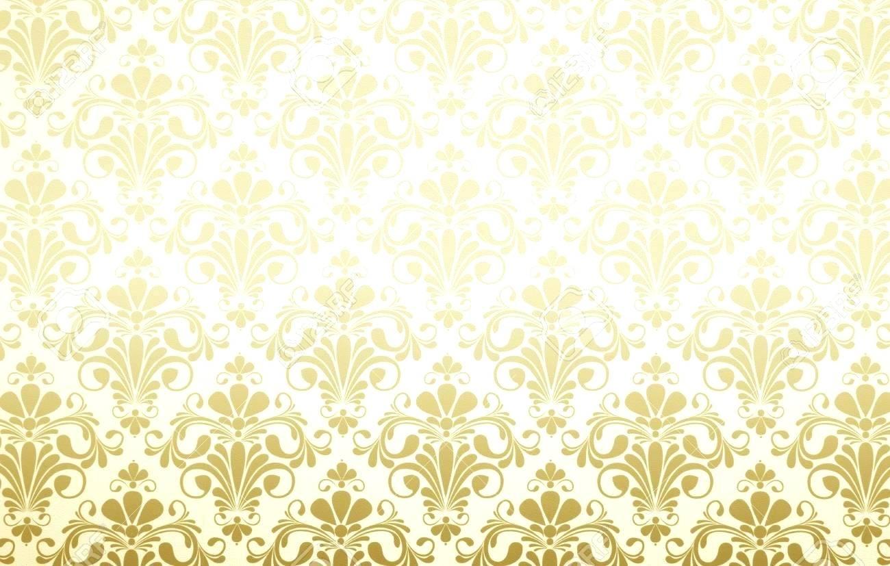 Yellow Floral Wallpaper Floral Wallpaper Pattern Light.