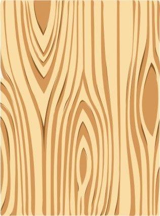 Wood Pattern Grain Texture clip art Vector clip art.