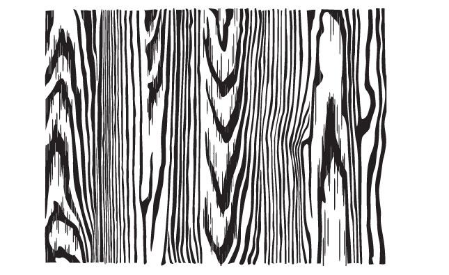 Texture wood grain clip art.