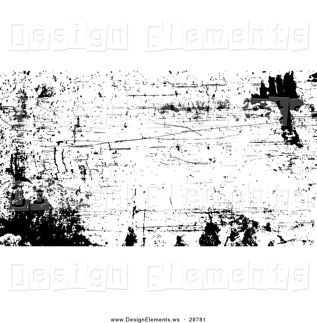 White Textured Clipart Designs.