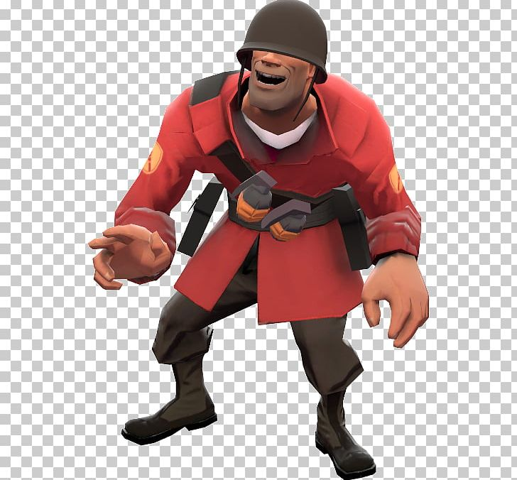 Team Fortress 2 Blockland Video Game Soldier Mod PNG.