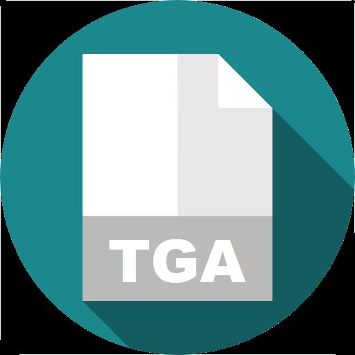 TGA to PDF.