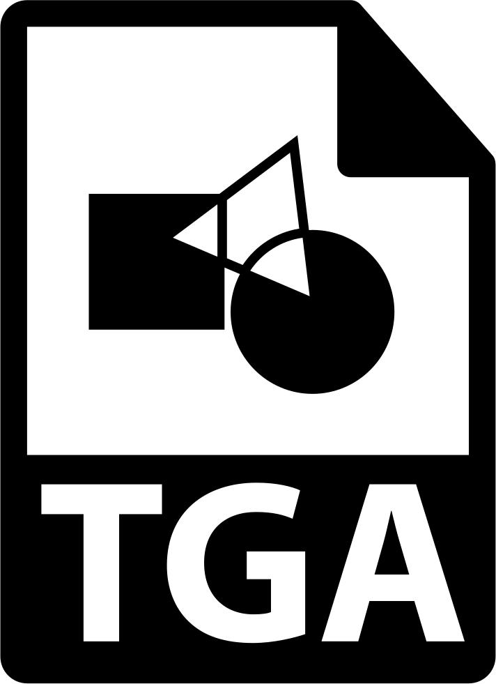 Tga File Format Symbol Svg Png Icon Free Download (#49310.