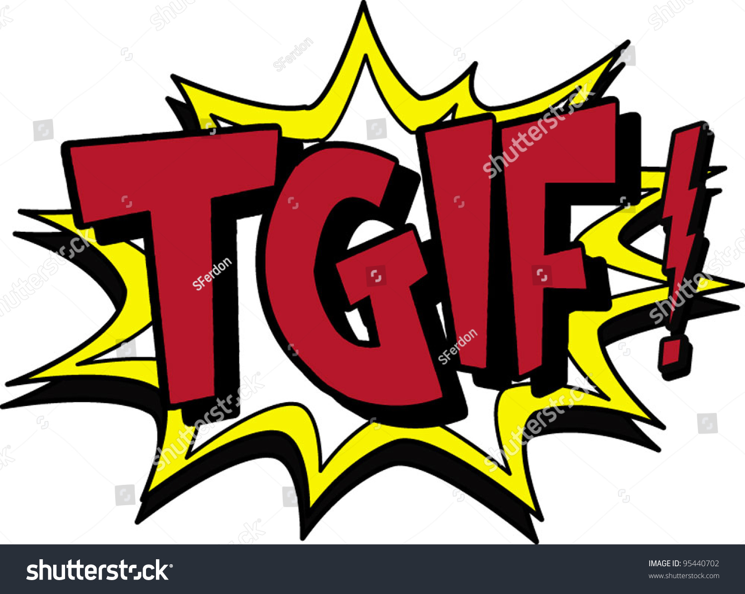 Gallery For Tgif Clipart.