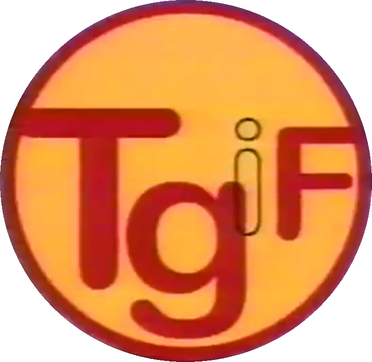 PNG HD Tgif Transparent HD Tgif.PNG Images..