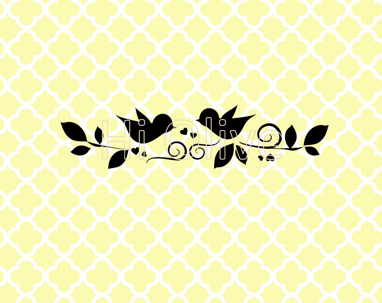 Vector birds clip art,silhouette birds clip art, SVG cutting file.