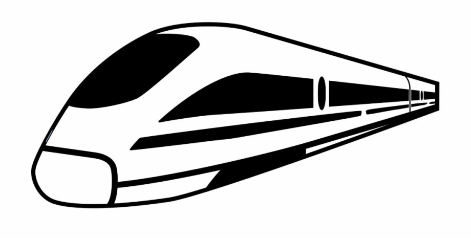 Amtrak High Speed Train Transportation Ice Tgv.