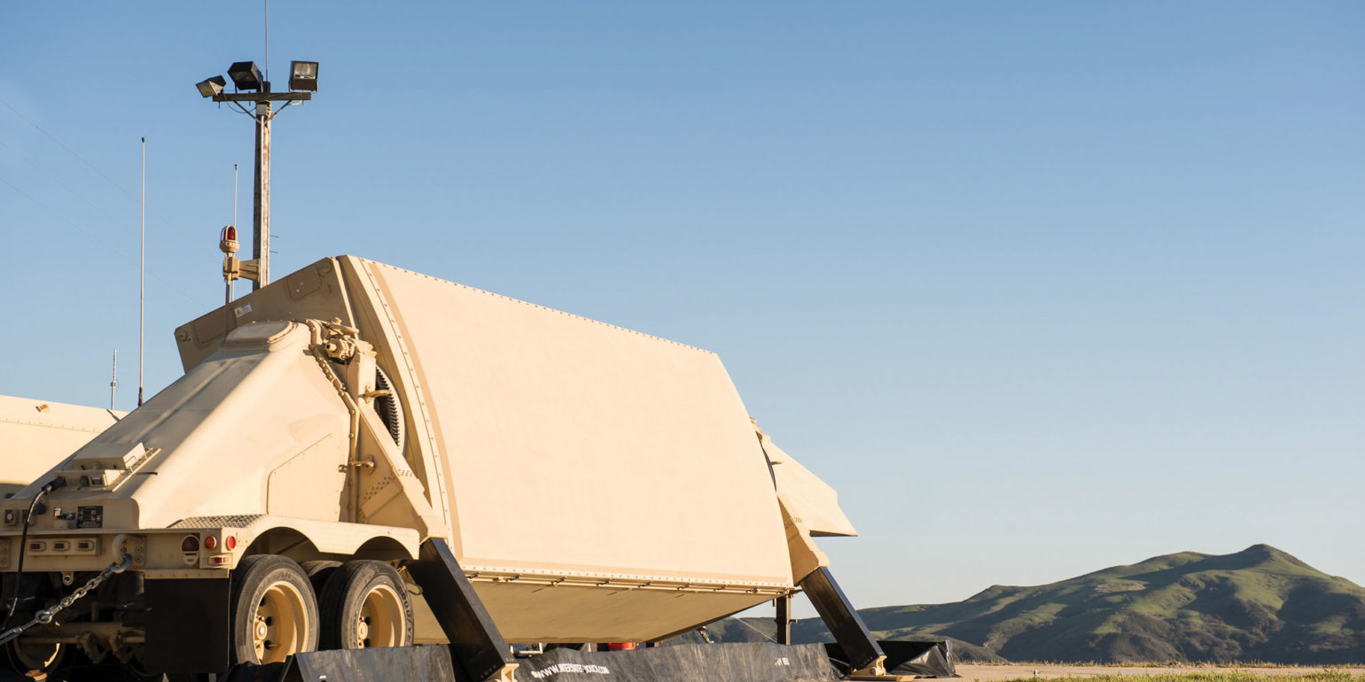 Army/Navy Transportable Radar Surveillance (AN/TPY.