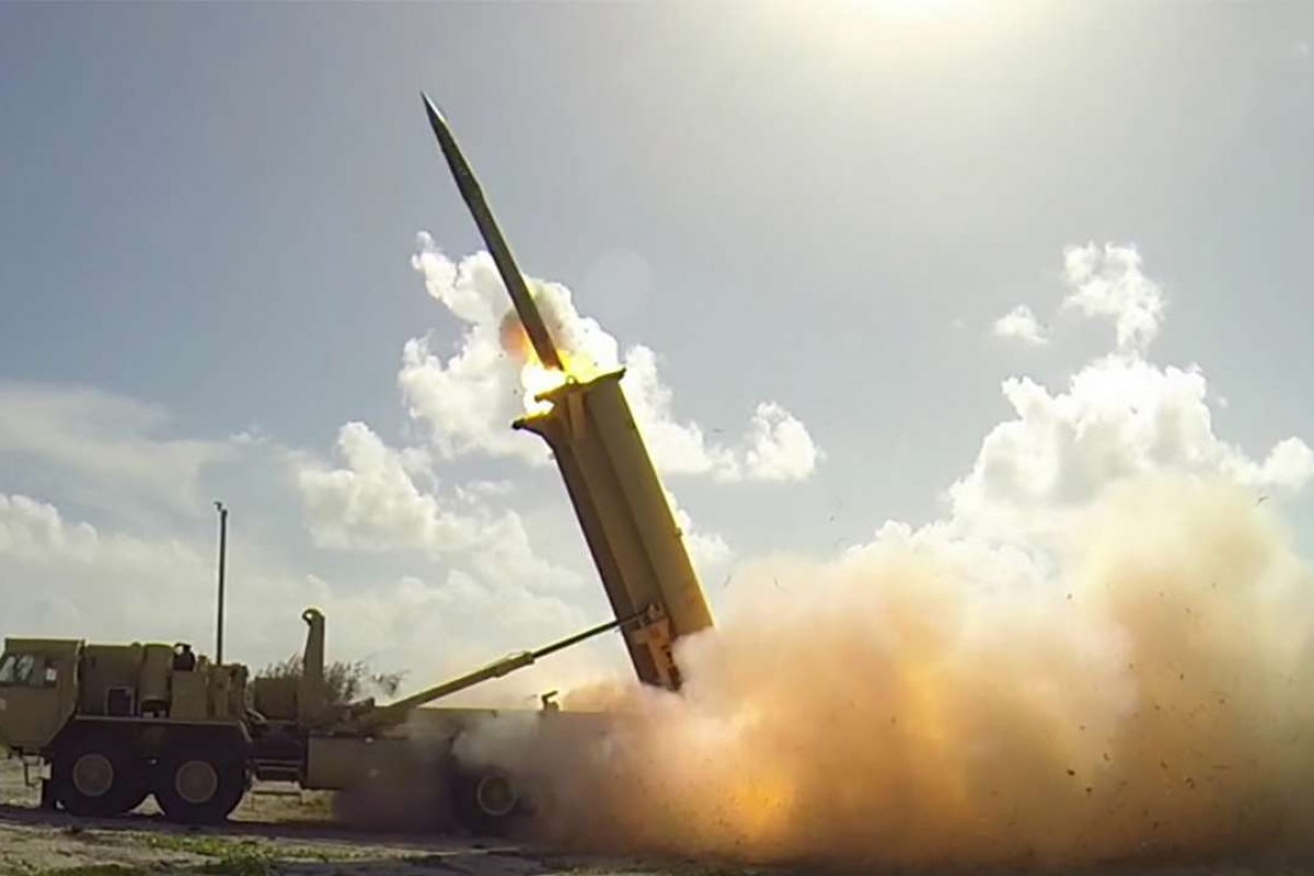 China and Russia criticise THAAD missile defence system as.
