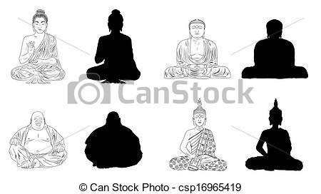 Buddha Clip Art and Stock Illustrations. 7,461 Buddha EPS.