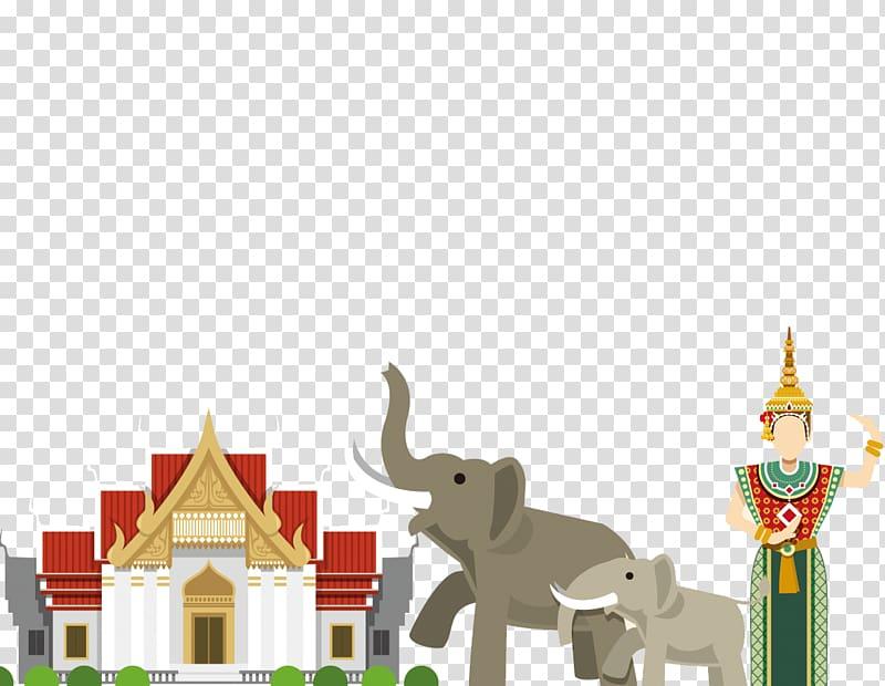 Elephant , Thailand Culture Euclidean , Thai elephant.
