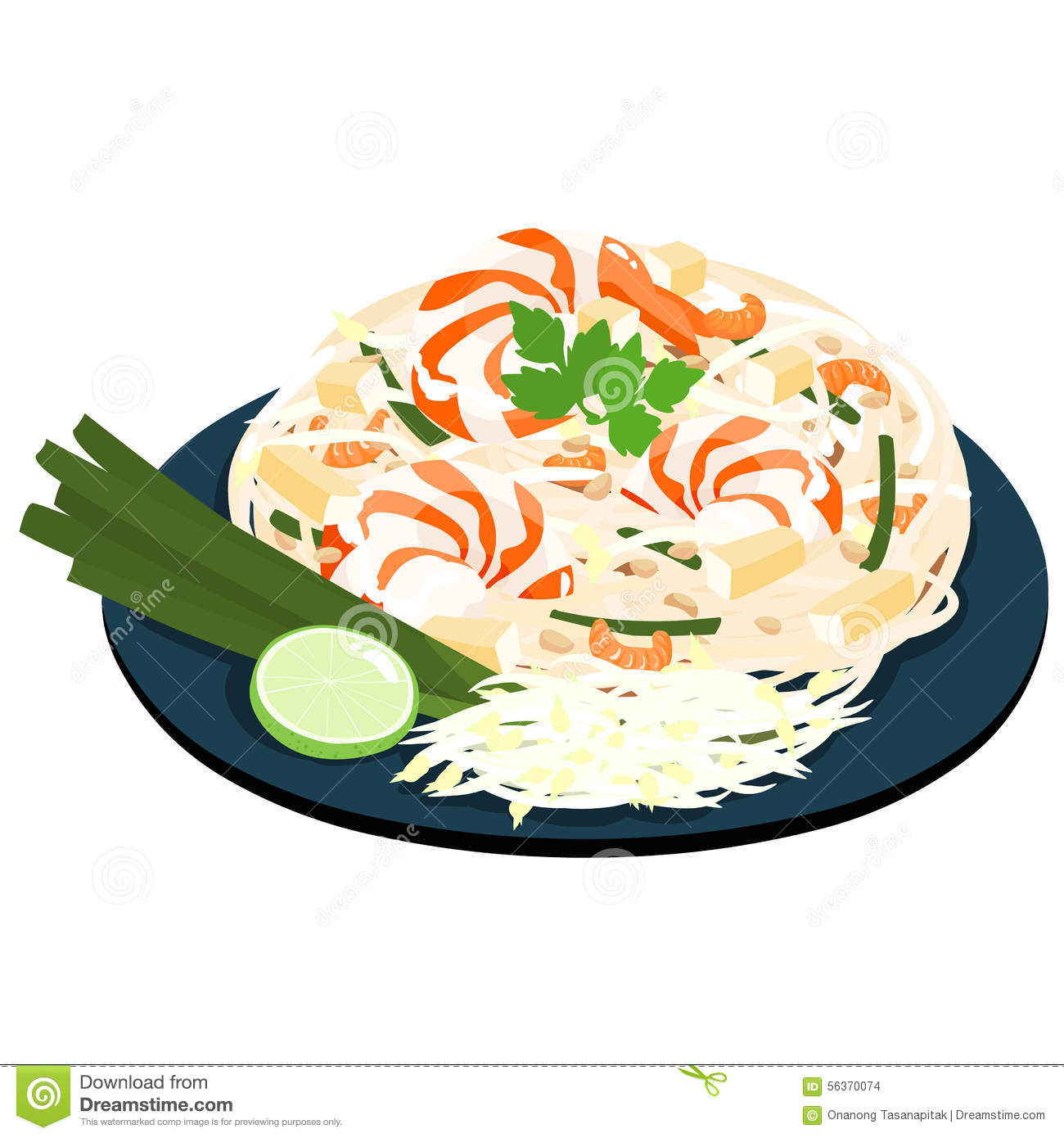 Thai food clipart 14 » Clipart Station.