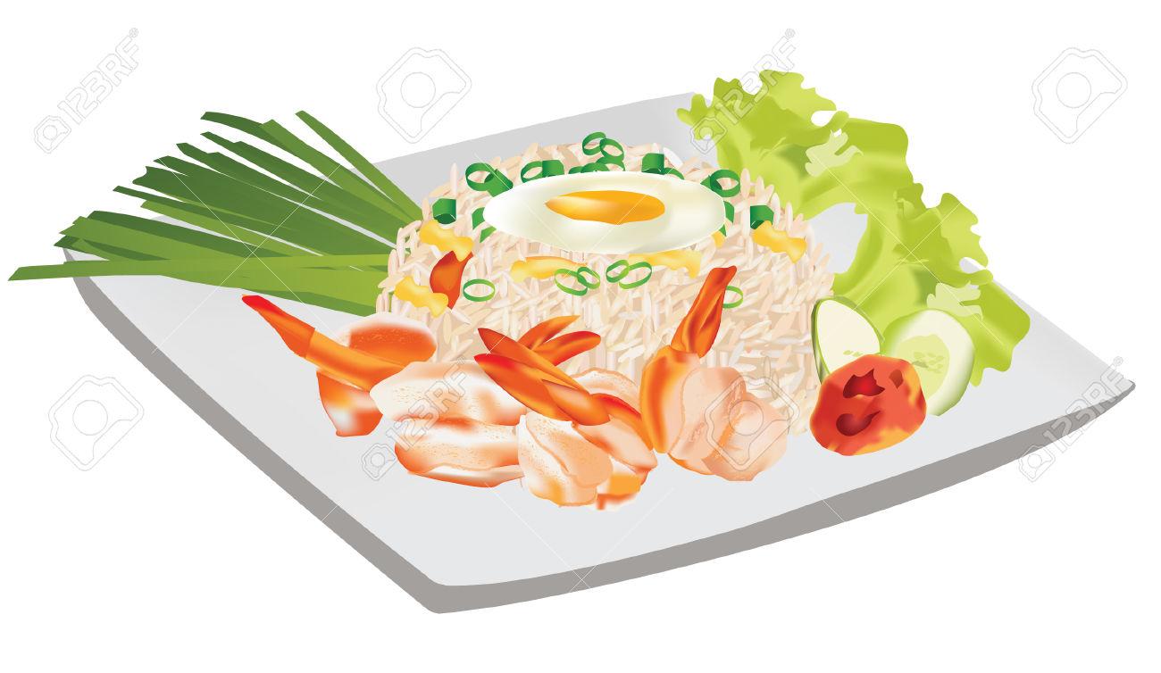 Thai food clipart free clipground for Blue fish sushi thai