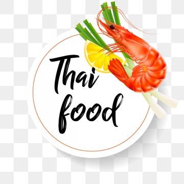 Thai Food PNG Images.