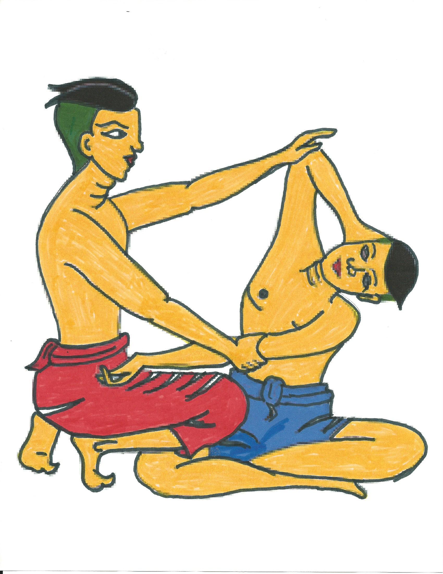 Thai Yoga Bodywork.