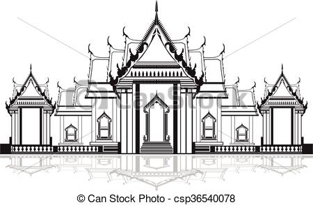 Thai temple Illustrations and Clip Art. 2,331 Thai temple royalty.