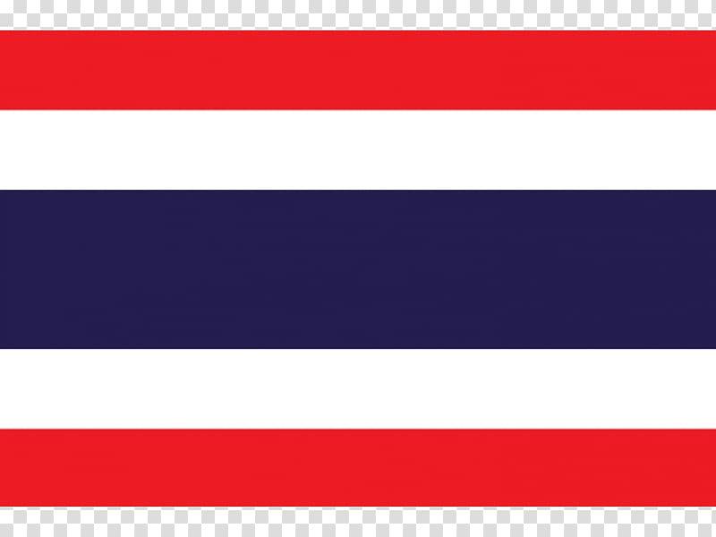 Flag of Thailand National flag, thailand flag transparent.
